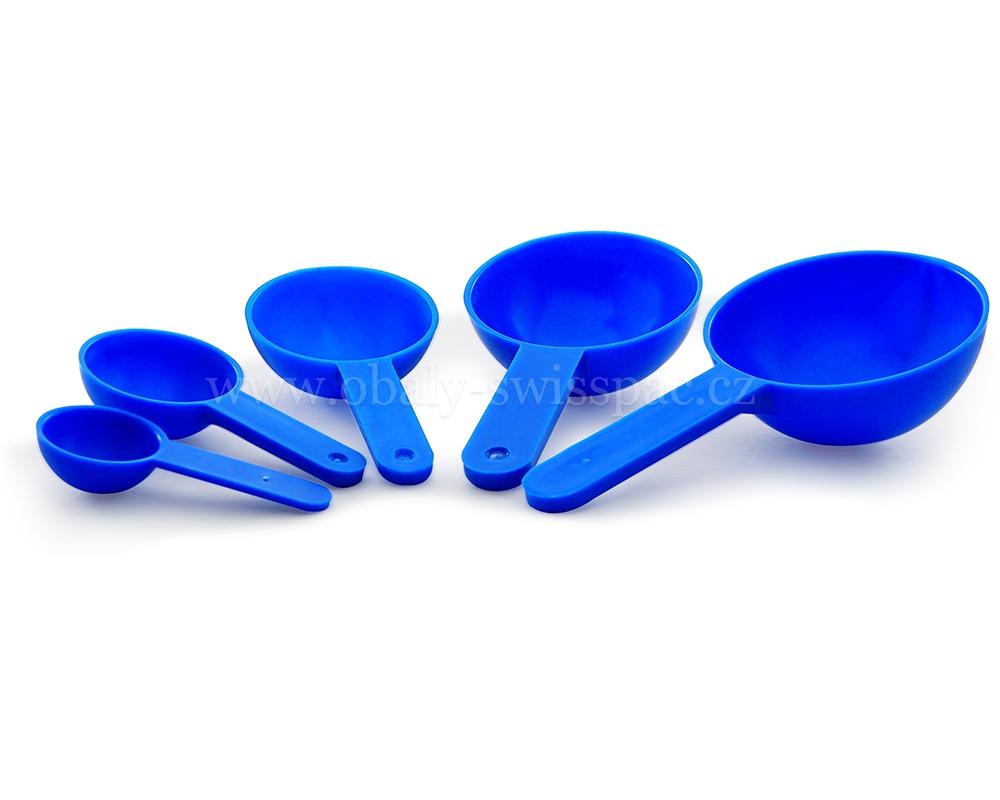 Skupina modrá Odměrky