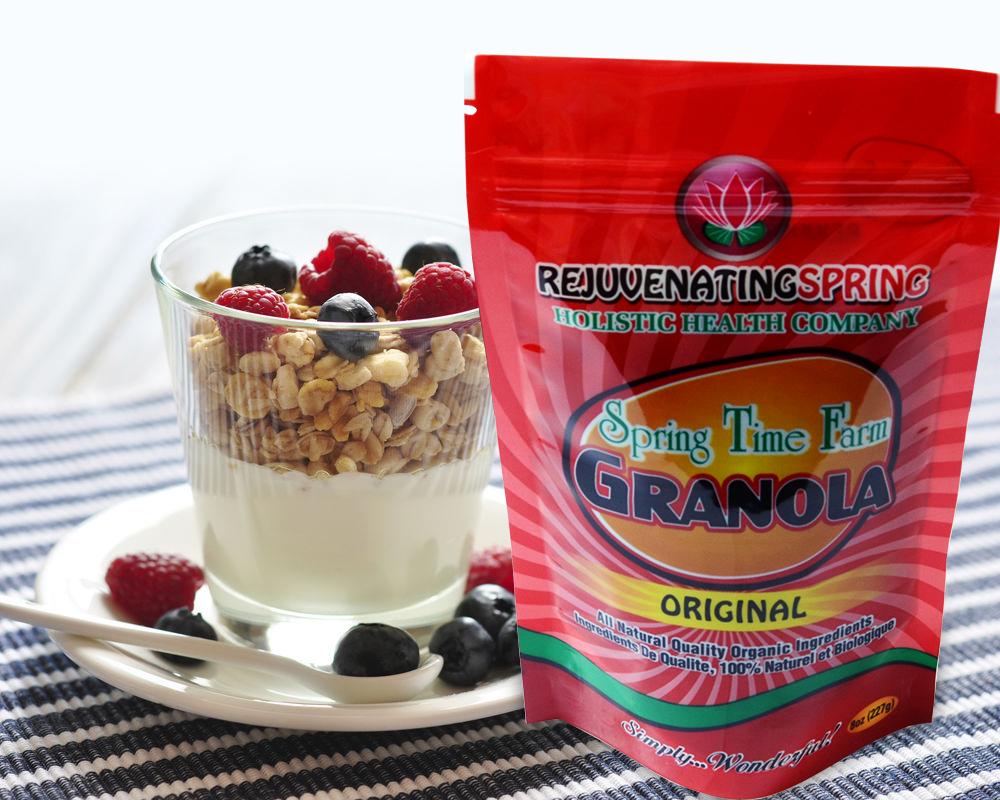 Organické potraviny Obalové pytle