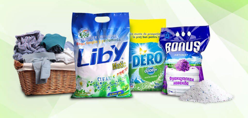 Detergent Packaging 1