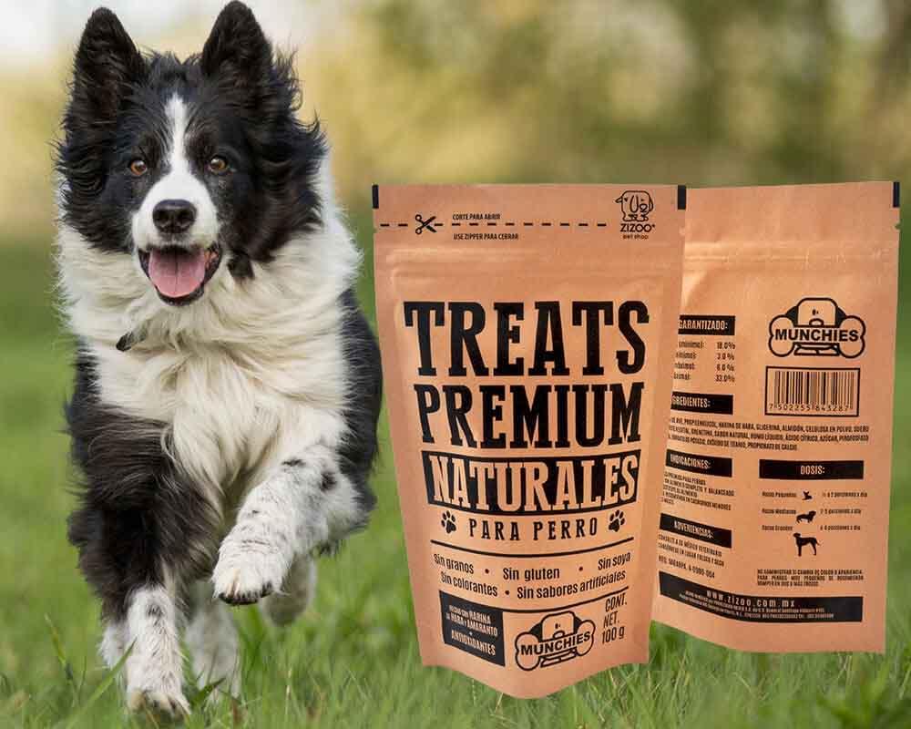 balení potravin pro zvířata