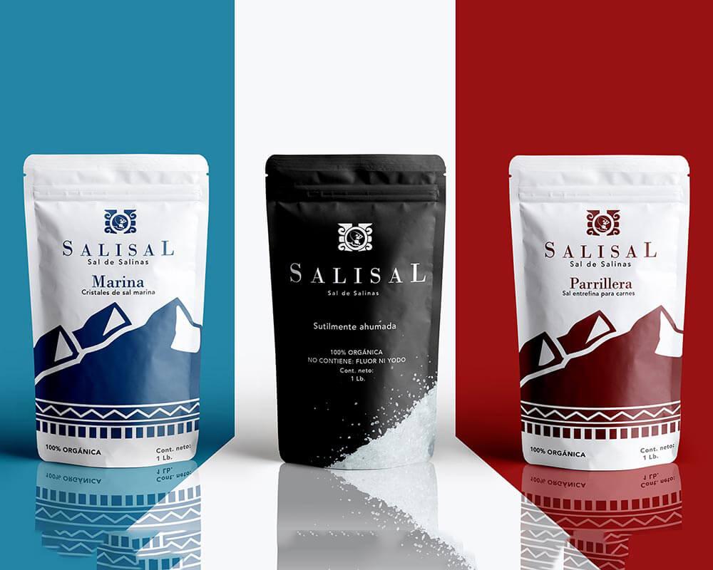 balení soli