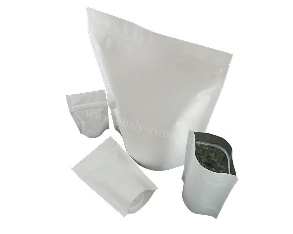 Bílá Papírové Tašky
